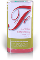Hacienda Fuencubierta-Aceite de oliva Virgen Extra Lata 5 l